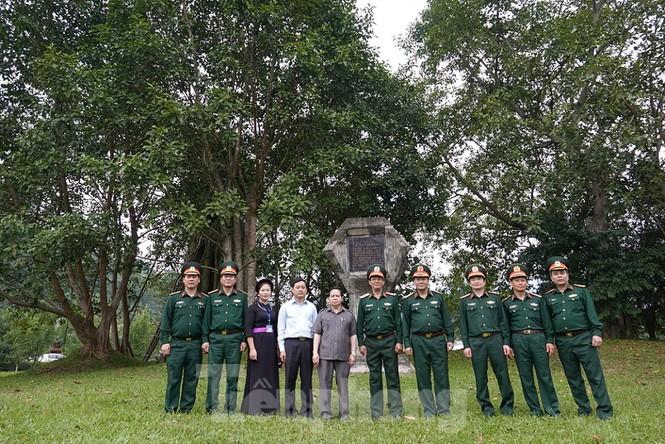 Quân đội tri ân tại chiến khu Tân Trào - ảnh 5