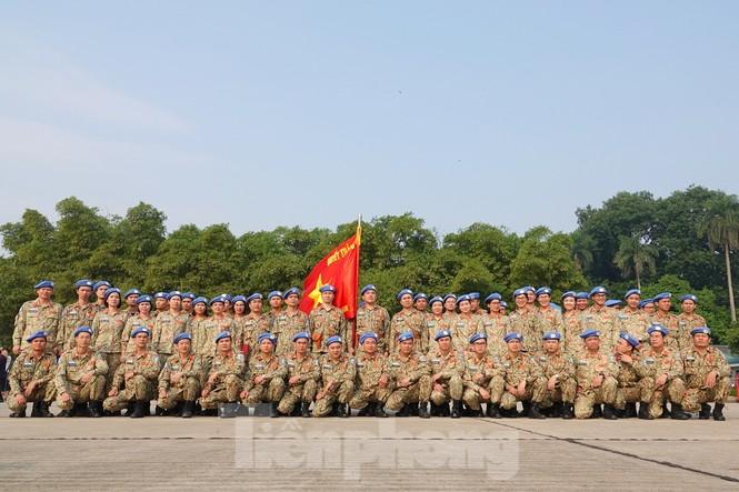 Lan toả phẩm chất 'Bộ đội Cụ Hồ' với bạn bè quốc tế - ảnh 14