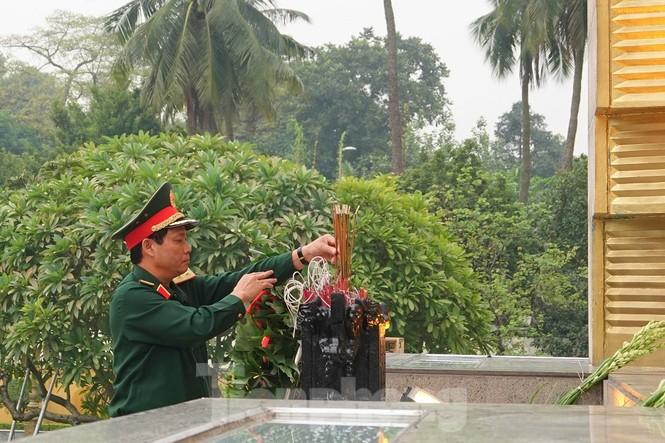 Lan toả phẩm chất 'Bộ đội Cụ Hồ' với bạn bè quốc tế - ảnh 3