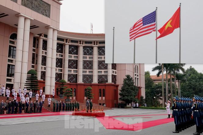 Bộ trưởng Quốc phòng Việt - Mỹ hội kiến tại Hà Nội - ảnh 3