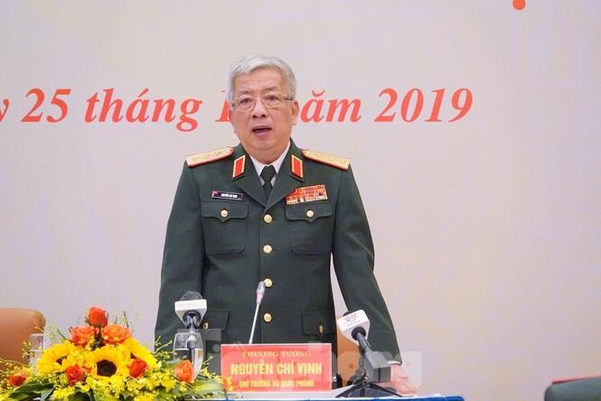 Sách trắng Quốc phòng Việt Nam 2019: Sẵn sàng đánh thắng mọi hành động xâm lược - ảnh 6