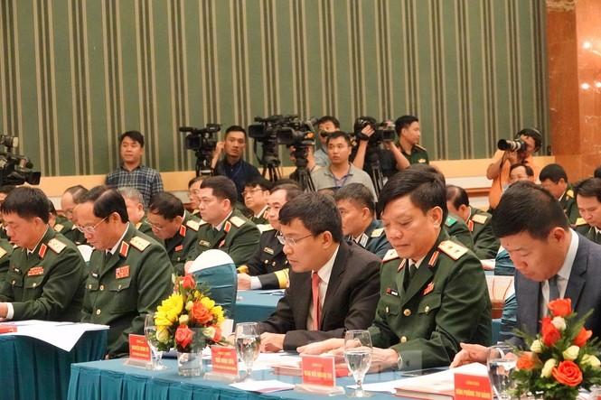 Sách trắng Quốc phòng Việt Nam 2019: Sẵn sàng đánh thắng mọi hành động xâm lược - ảnh 2