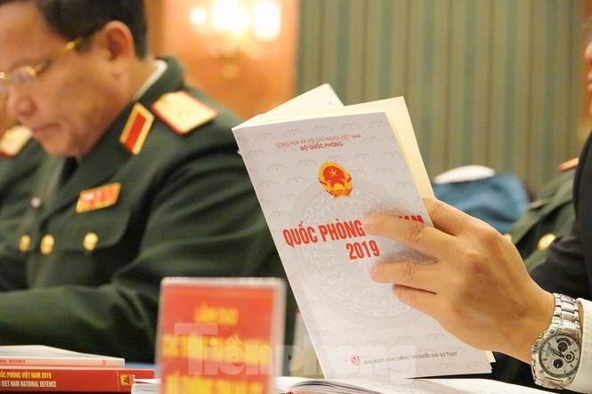 Sách trắng Quốc phòng Việt Nam 2019: Sẵn sàng đánh thắng mọi hành động xâm lược - ảnh 3