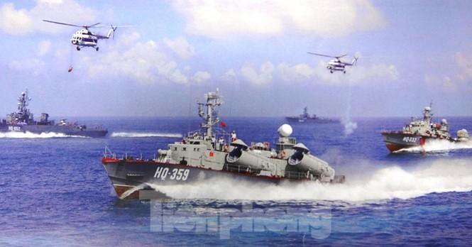 Sách trắng Quốc phòng Việt Nam 2019: Sẵn sàng đánh thắng mọi hành động xâm lược - ảnh 4