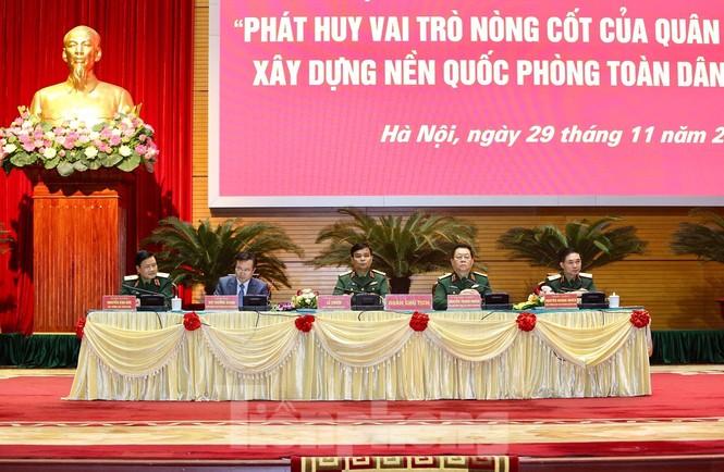Bộ đội Cụ Hồ - biểu hiện cao đẹp của tư tưởng Hồ Chí Minh - ảnh 4