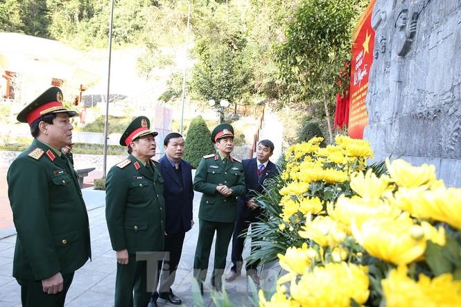 Khánh thành Dự án cải tạo Khu di tích Quốc gia đặc biệt rừng Trần Hưng Đạo - ảnh 4