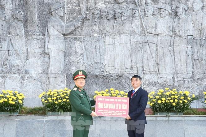 Khánh thành Dự án cải tạo Khu di tích Quốc gia đặc biệt rừng Trần Hưng Đạo - ảnh 7
