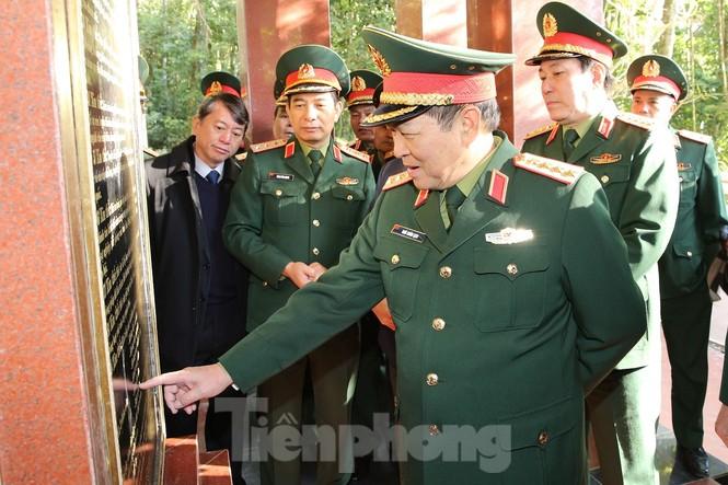 Khánh thành Dự án cải tạo Khu di tích Quốc gia đặc biệt rừng Trần Hưng Đạo - ảnh 3