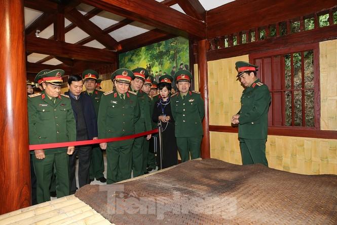 Khánh thành Dự án cải tạo Khu di tích Quốc gia đặc biệt rừng Trần Hưng Đạo - ảnh 5
