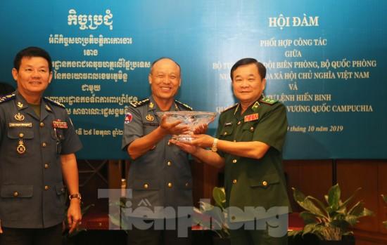 Kỷ luật 18 tổ chức Đảng và 200 cá nhân trong lực lượng Biên phòng - ảnh 1