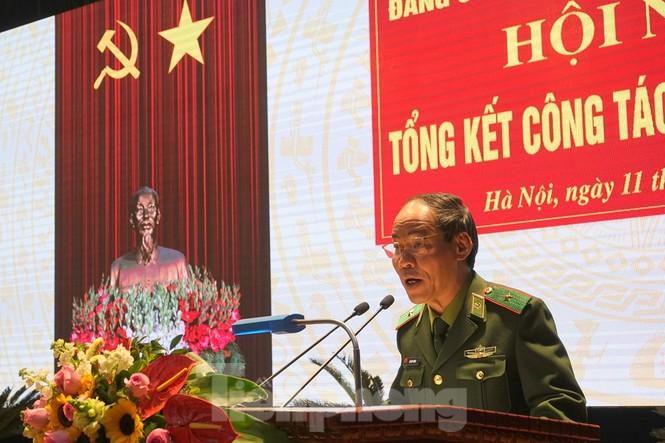 Kỷ luật 18 tổ chức Đảng và 200 cá nhân trong lực lượng Biên phòng - ảnh 2