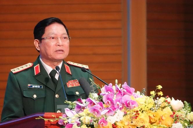 Tặng Huân chương Quân công hạng Nhất cho Quân đội nhân dân Việt Nam  - ảnh 5