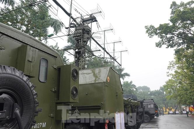 Cận cảnh ngư lôi, tổ hợp tên lửa của Quân đội nhân dân Việt Nam - ảnh 11