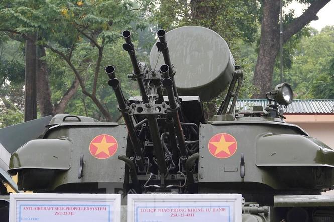 Cận cảnh ngư lôi, tổ hợp tên lửa của Quân đội nhân dân Việt Nam - ảnh 13