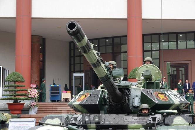 Cận cảnh ngư lôi, tổ hợp tên lửa của Quân đội nhân dân Việt Nam - ảnh 5