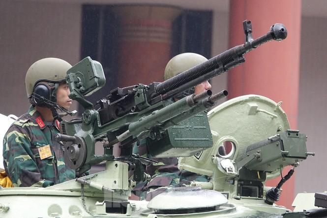 Cận cảnh ngư lôi, tổ hợp tên lửa của Quân đội nhân dân Việt Nam - ảnh 15