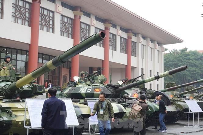 Cận cảnh ngư lôi, tổ hợp tên lửa của Quân đội nhân dân Việt Nam - ảnh 4