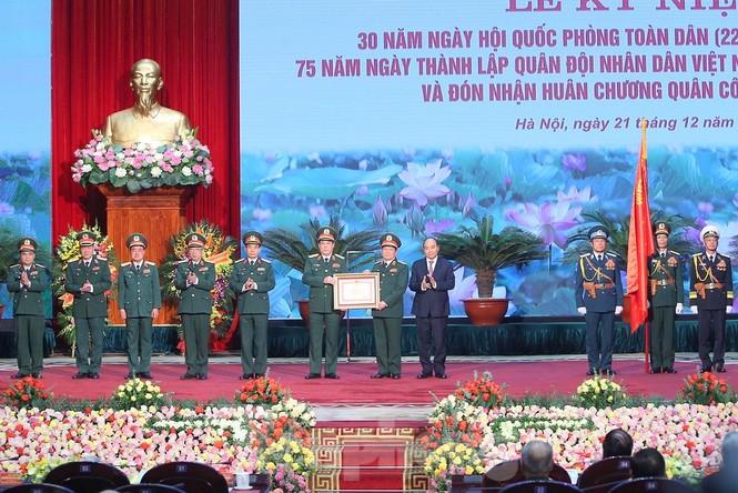 Thủ tướng yêu cầu xây dựng Quân đội có sức chiến đấu cao - ảnh 2