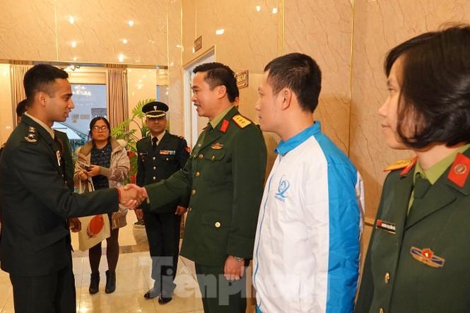 Tuổi trẻ Quân đội Việt Nam - Ấn Độ thắt chặt hợp tác - ảnh 1