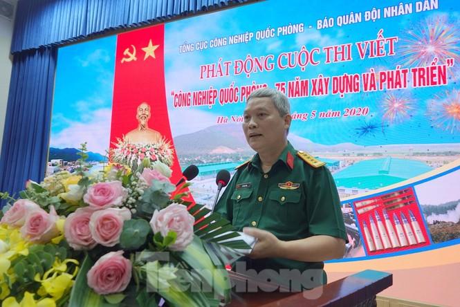 Phát động thi viết về ngành quân giới Việt Nam - ảnh 4