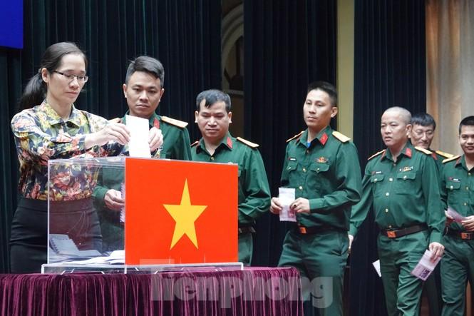 Ban Quản lý Lăng Bác và Báo QĐND phát động ủng hộ đồng bào miền Trung - ảnh 3