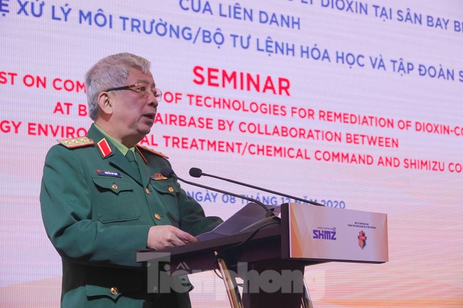 Thử nghiệm xử lý dioxin tại sân bay Biên Hòa bằng công nghệ mới - ảnh 2