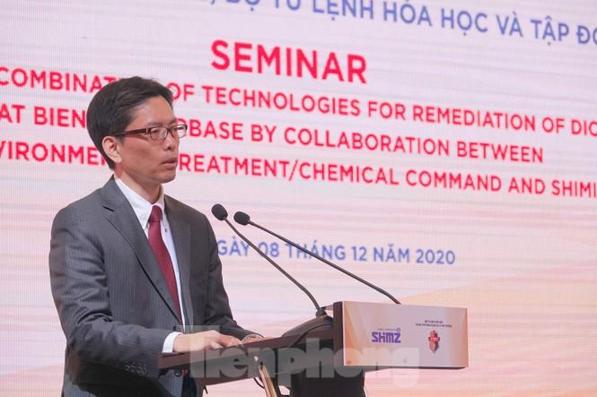 Thử nghiệm xử lý dioxin tại sân bay Biên Hòa bằng công nghệ mới - ảnh 3