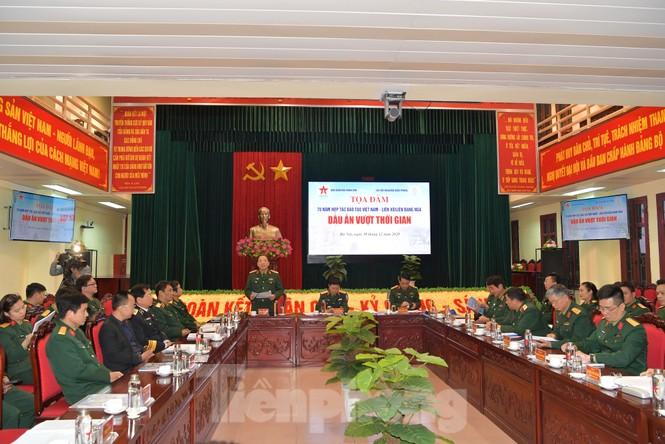 70 năm hợp tác Việt - Xô, Việt - Nga: Dấu ấn vượt thời gian - ảnh 3