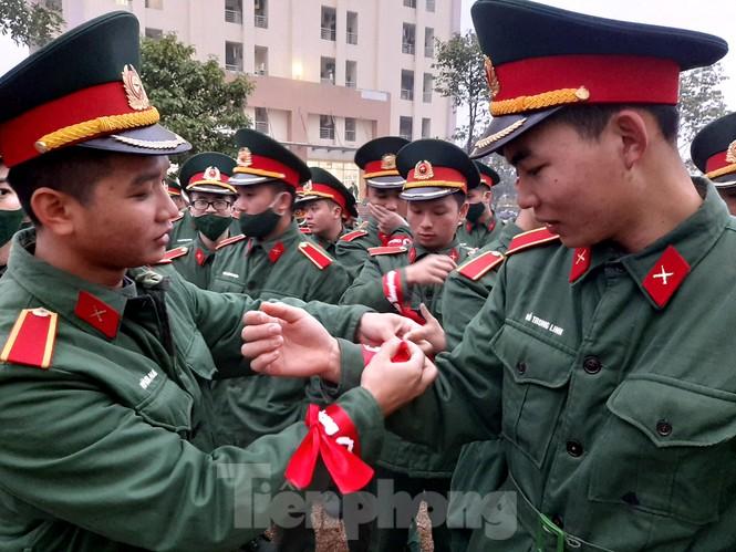 Sĩ quan quân đội tương lai hưởng ứng Chủ nhật Đỏ lần thứ XIII - ảnh 5
