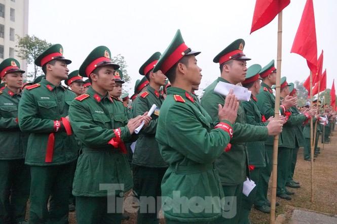 Sĩ quan quân đội tương lai hưởng ứng Chủ nhật Đỏ lần thứ XIII - ảnh 6