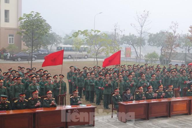 Sĩ quan quân đội tương lai hưởng ứng Chủ nhật Đỏ lần thứ XIII - ảnh 7