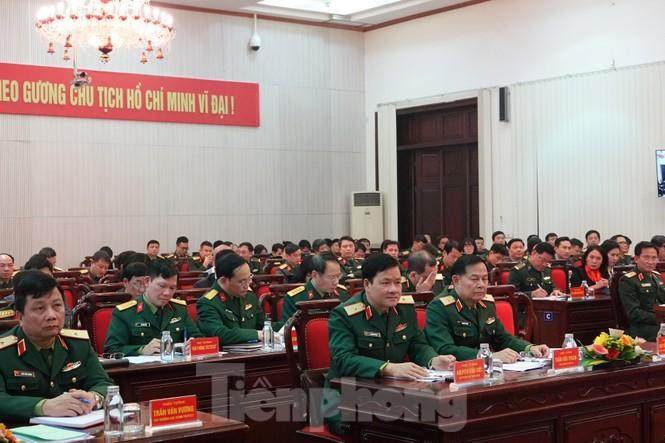 Quân đội tặng bằng khen Báo Tiền Phong - ảnh 2
