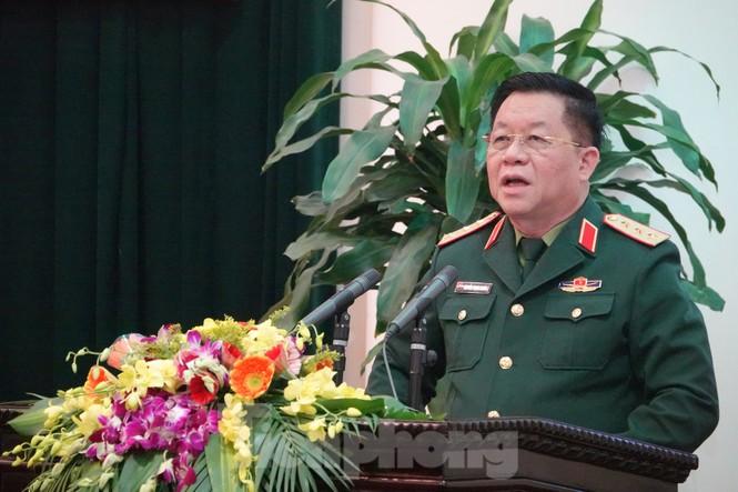 Quân đội tặng bằng khen Báo Tiền Phong - ảnh 1