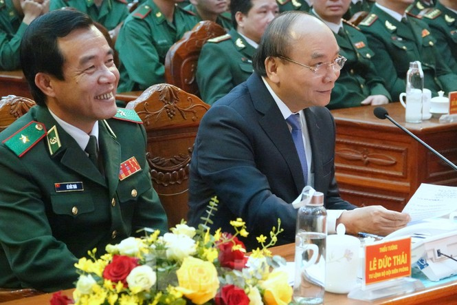 Tư lệnh Biên phòng kiến nghị xây dựng vùng biên vững mạnh - ảnh 3