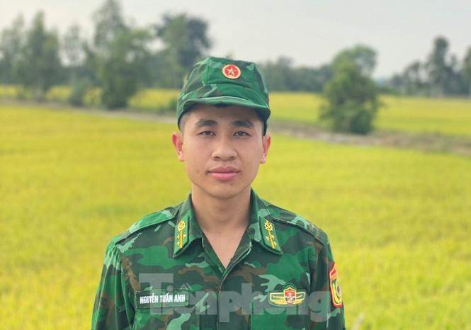 Tuổi trẻ Quân đội hướng về Đại hội Đảng XIII - ảnh 3