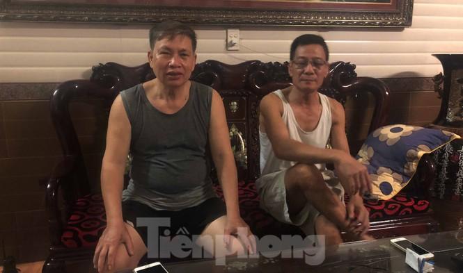 Người dân cạnh Cty có dầu thải đổ xuống sông Đà chìm trong khói ô nhiễm - ảnh 2
