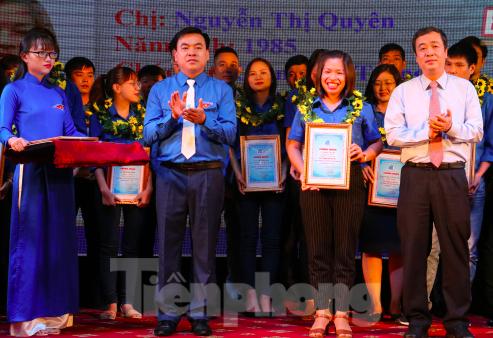 Anh Nguyễn Minh Hồng được bầu làm Chủ tịch Hội LHTN tỉnh Thái Bình - ảnh 2