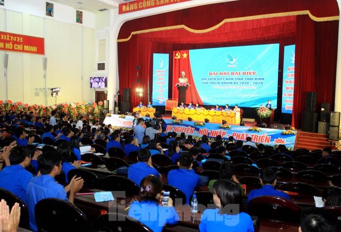 Anh Nguyễn Minh Hồng được bầu làm Chủ tịch Hội LHTN tỉnh Thái Bình - ảnh 1