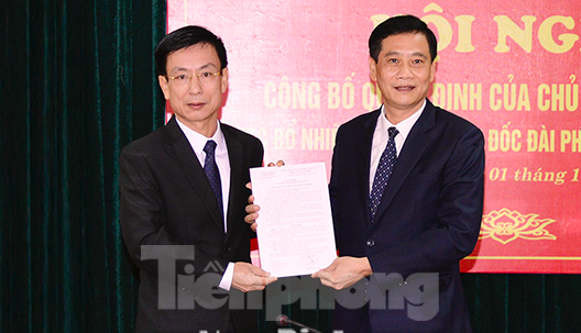 Ninh Bình, Nam Định phân công, bổ nhiệm nhân sự mới - ảnh 2