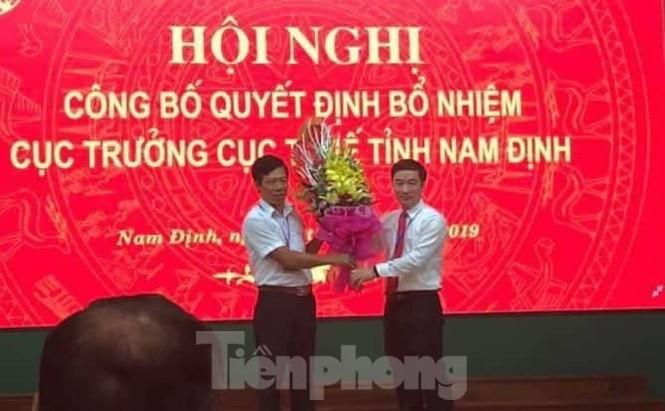 Phó cục trưởng Cục quản lý trại giam làm Giám đốc Công an tỉnh Thái Bình - ảnh 1