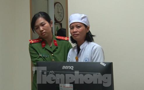 Cấm đi khỏi nơi cư trú 2 điều dưỡng khác trong vụ 'ăn cắp' thuốc tại viện nhi - ảnh 2