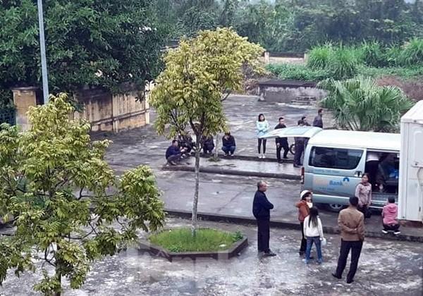 Nguyên Phó Giám đốc bệnh viện huyện Kim Sơn tử vong dưới ao - ảnh 1