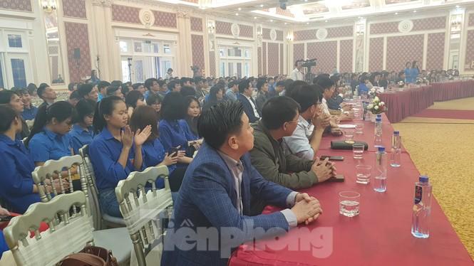 Hơn 500 thanh niên Hà Nam tham dự Ngày hội đầu tư khởi nghiệp - ảnh 4