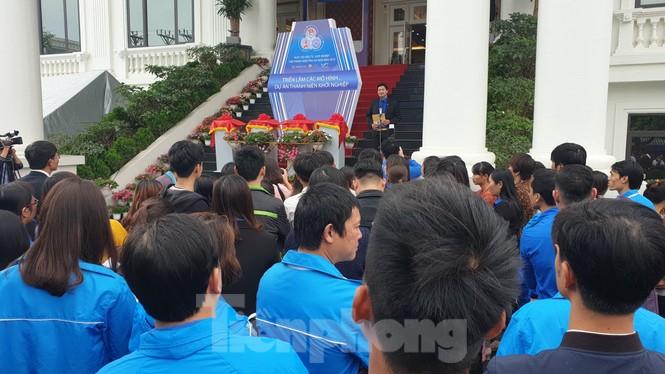 Hơn 500 thanh niên Hà Nam tham dự Ngày hội đầu tư khởi nghiệp - ảnh 5