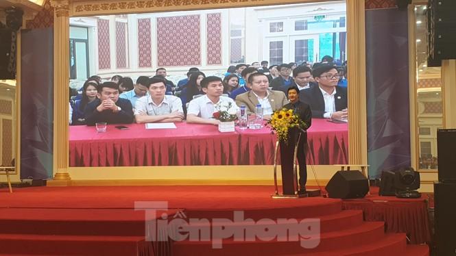 Hơn 500 thanh niên Hà Nam tham dự Ngày hội đầu tư khởi nghiệp - ảnh 1