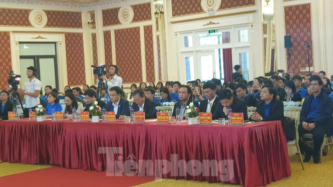 Hơn 500 thanh niên Hà Nam tham dự Ngày hội đầu tư khởi nghiệp - ảnh 3