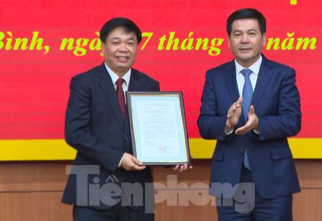 Thủ tướng, Ban Bí thư quyết định nhân sự tại Thái Bình - ảnh 1