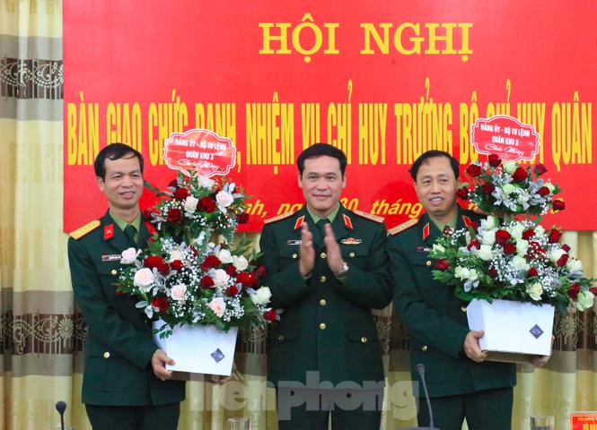 Chỉ huy trưởng Quân sự Thái Bình được thăng hàm Thiếu tướng - ảnh 2