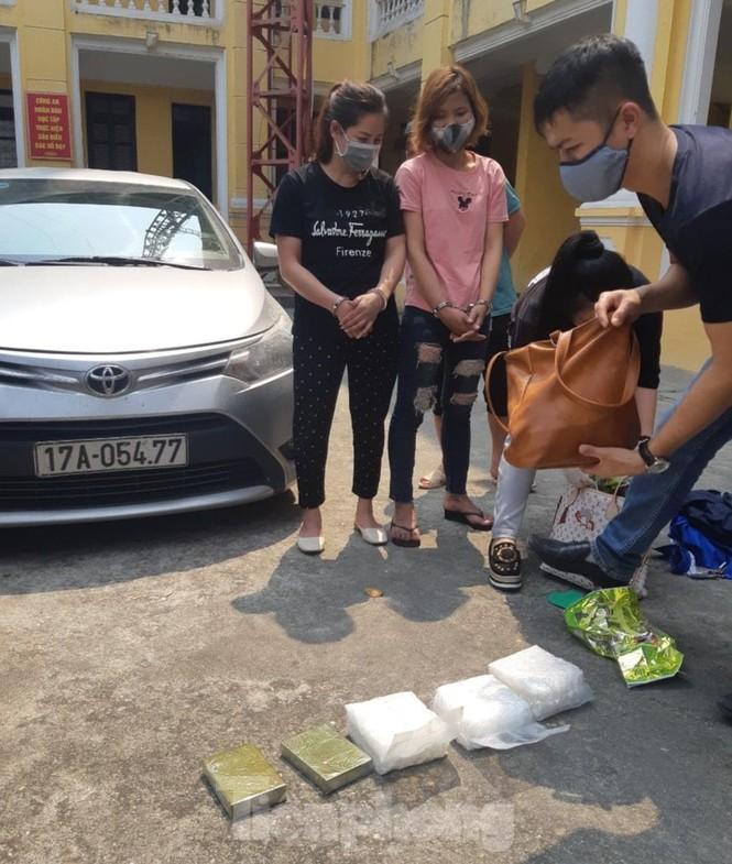 Phá đường dây ma túy lớn từ Sơn La về Thái Bình, Nam Định - ảnh 1