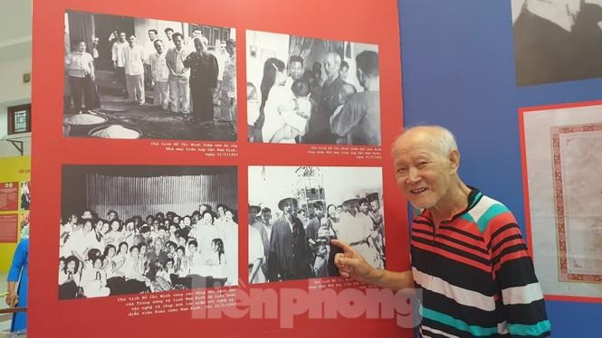 Khánh thành tượng đài Chủ tịch Hồ Chí Minh tại trụ sở Công an tỉnh Nam Định - ảnh 2